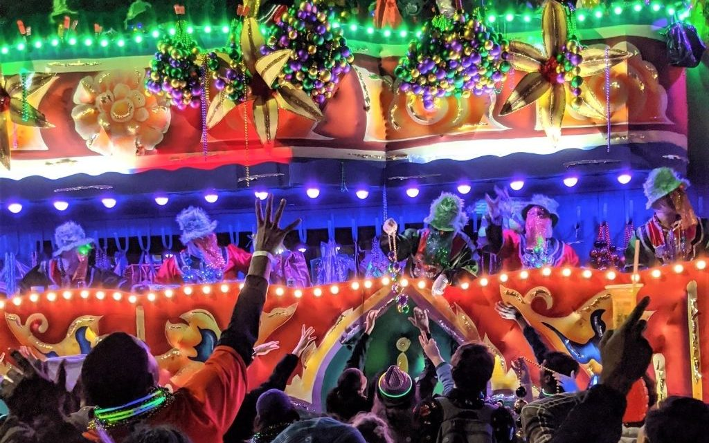 Mardi Gras Carnival New Orleans   Best Experience Guide