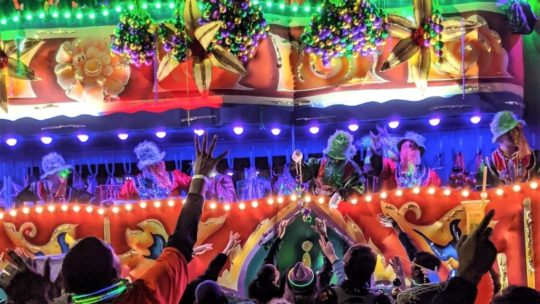 Best Guide to Mardi Gras Carnival New Orleans 2022