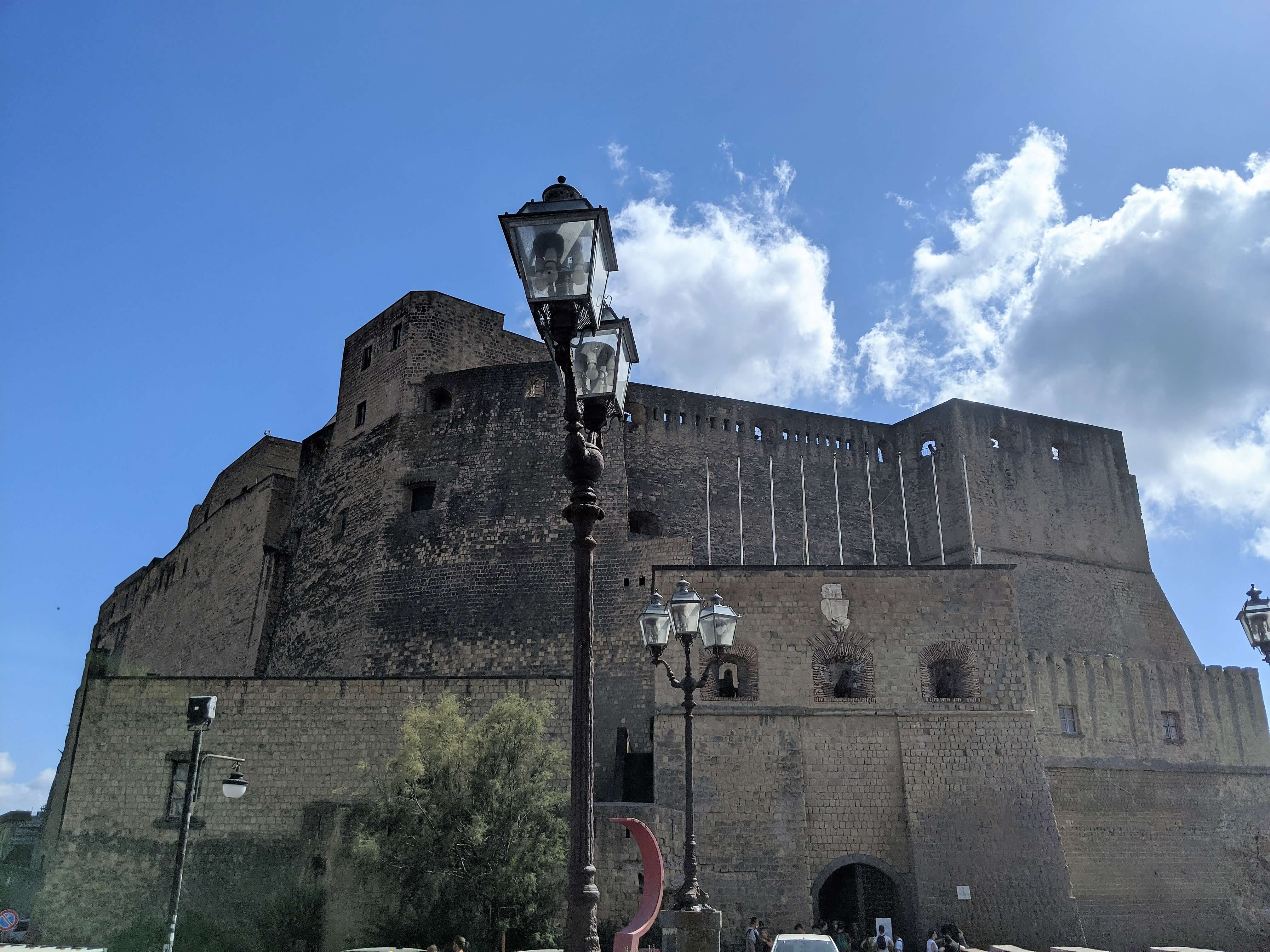Things to do in Naples Italy - Castel del'Ovo