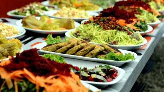 Best vegetarian dishes in the world