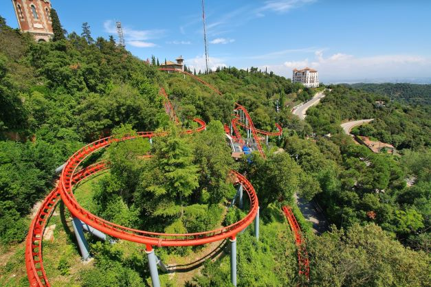 10 Best Theme Parks in Europe for Thrill Rides