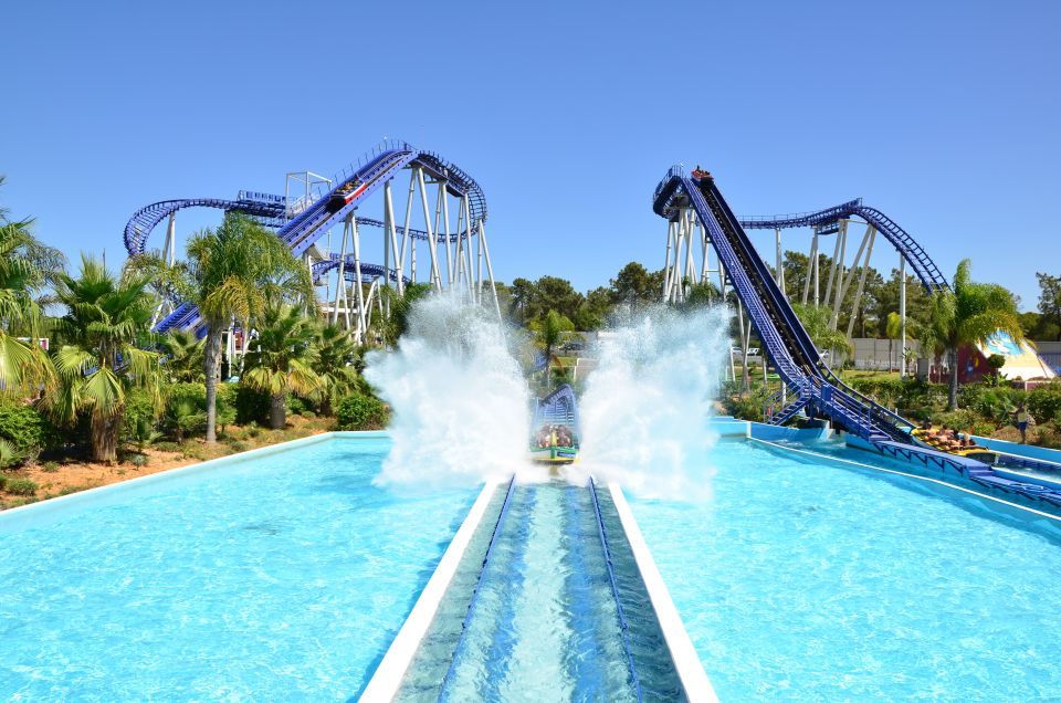 best water parks in Europe - Aquashow park