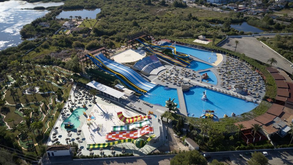 best water parks in europe - hydroland mallorca