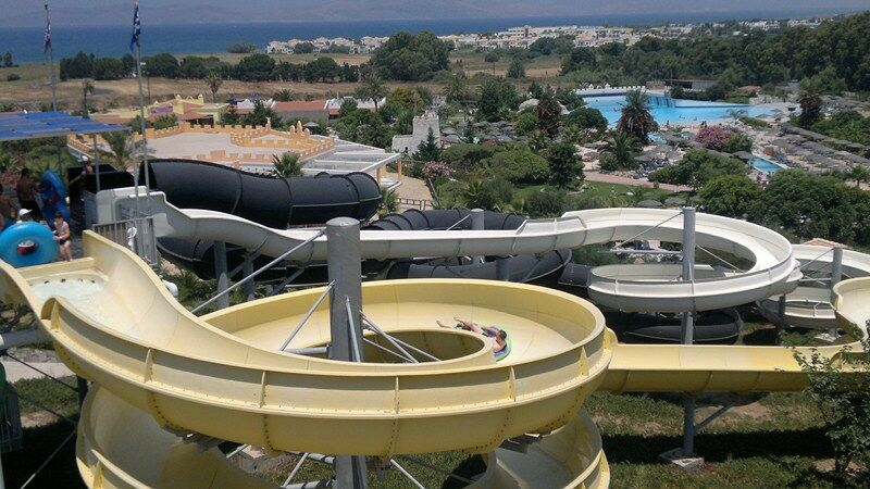 best water parks in europe - Lido Water Park